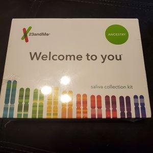 23andMe Ancestry Saliva Kit